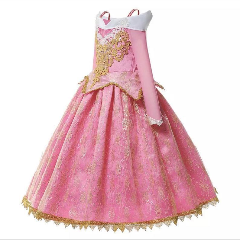 Детское пышное платье принцессы Авроры