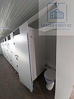 Жилой контейнер 40 фут. под туалет на 8 кабинок, фото 1