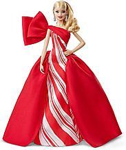 Праздничная кукла блондинка