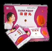 Cleаn point. Лечебно - профилактические тампоны