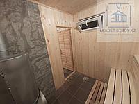 Модульное баня из 20 футового контейнера, фото 1