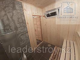 Модульное баня из 20 футового контейнера