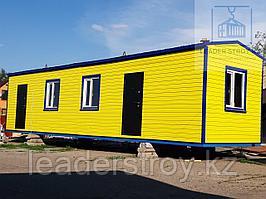 Блок контейнер с размером д12000хш3000хв2900мм