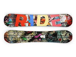 Ride  сноуборд мужской Machete - 2021