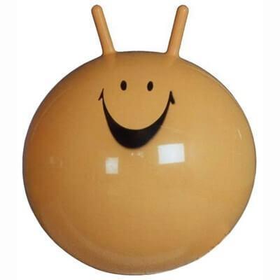 Мяч-прыгун Arpax диаметр 45 см жёлтый