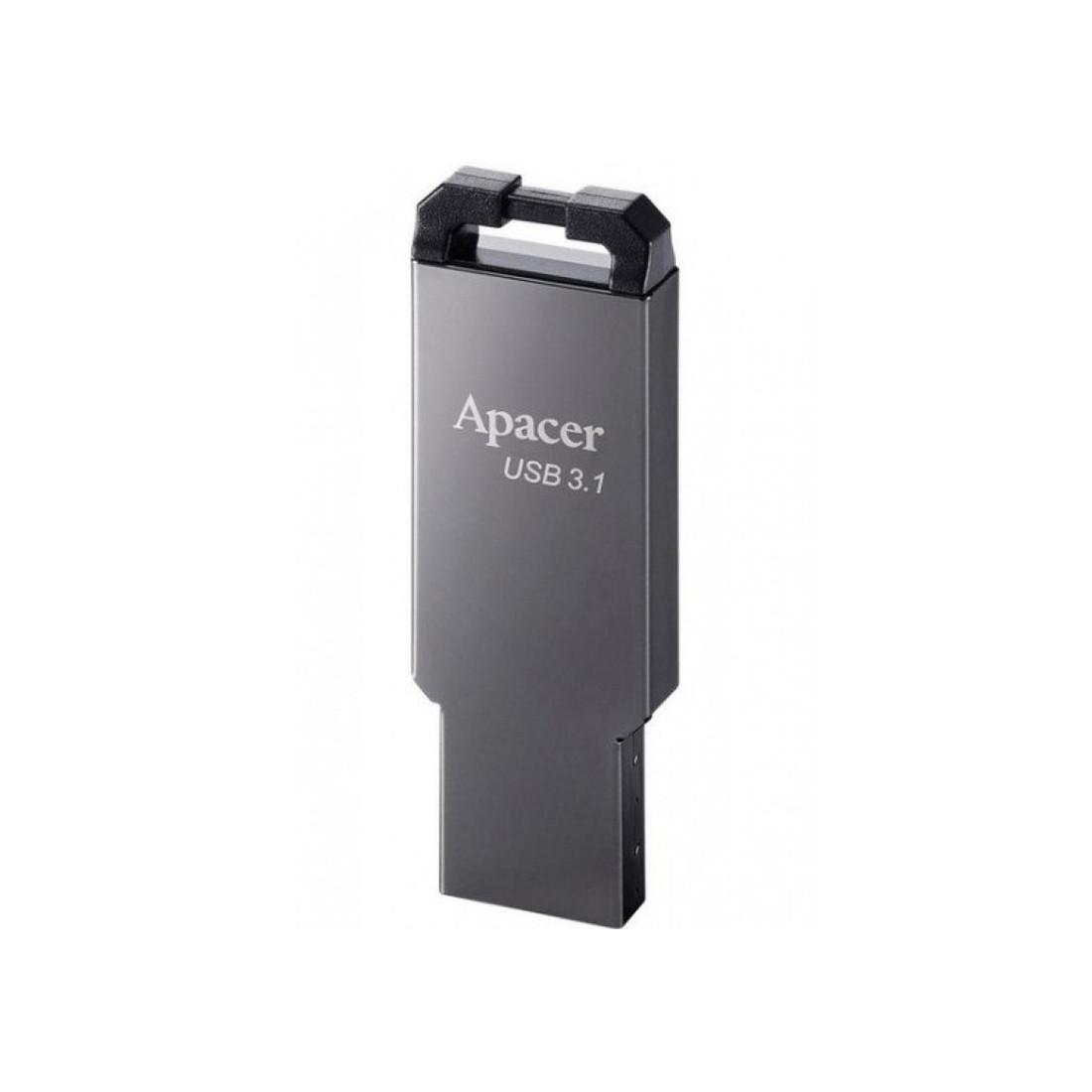 USB-накопитель  Apacer  AH360  AP16GAH360A-1  16GB  USB 3.1  Серый