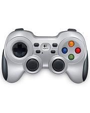 Джойстик беспроводной Logitech Gaming F710  Gamepad 940-000145