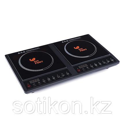 Индукционная плитка Kitfort КТ-109 черный, фото 2