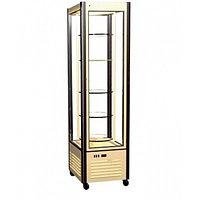 Шкаф холодильный D4 VM 400-2 (R400Свр) (1015-0102 (бежево-корич)