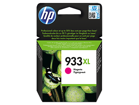 HP CN055AE Картридж пурпурный HP 933XL