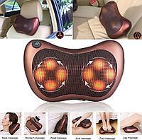 Массажная подушка Massage Pillow 8 роликов в авто и для дома