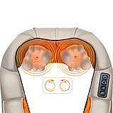 Массажёр роликовый  для спины и шеи Massager of Neck Kneading, фото 4