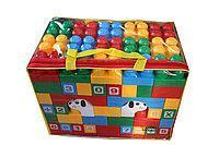 Детский большой конструктор из кубиков модель: NO.2287