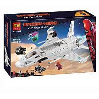Конструктор аналог LEGO spider- hero 528 деталей модель: NO.11315