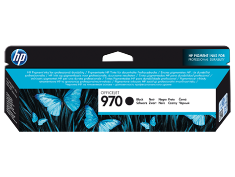 HP CN621AE Картридж черный HP 970