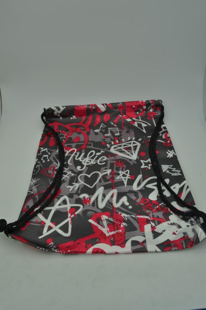 Сумка-мешок для обуви Graffiti