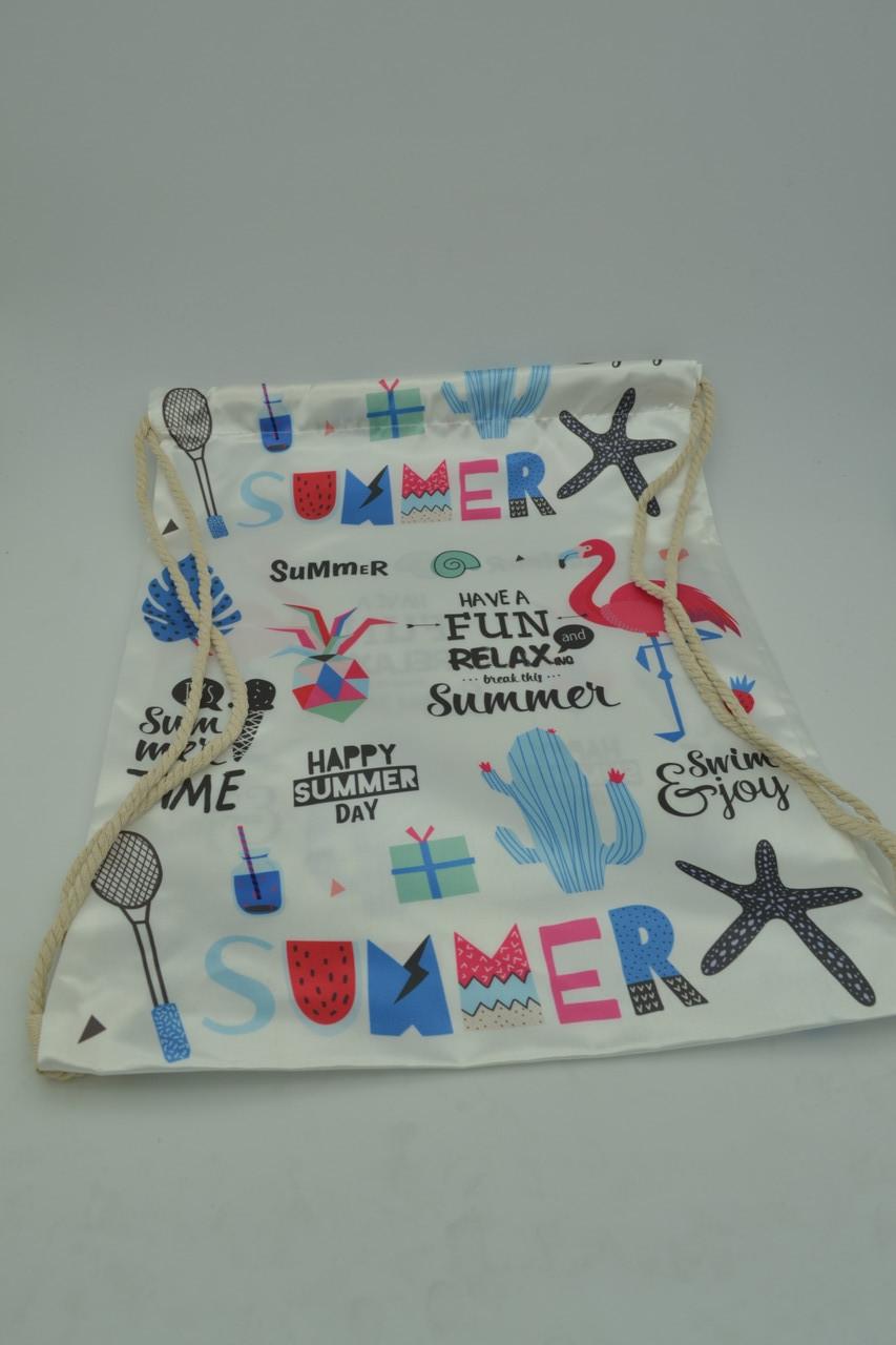 Сумка-мешок для обуви Summer