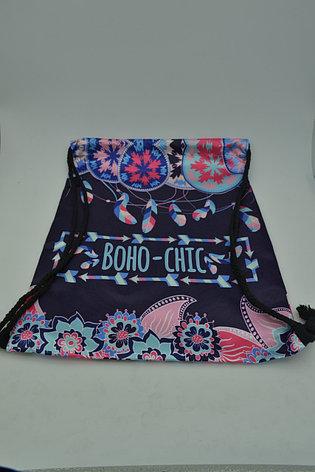 Сумка-мешок для обуви Boho-chic, фото 2