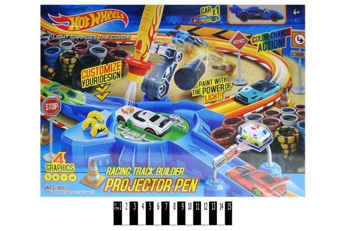 Детский игровой набор автотрек hot wheels модель: NO.7901