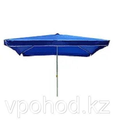 Зонт пляжный, квадратный 1,5х1,5 м