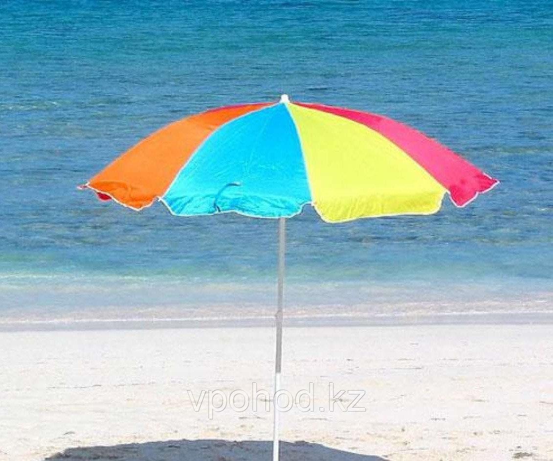 Зонт пляжный, диаметр 2,4 м