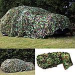 """Маскировочная сетка """"Лесной массив"""" 4*10м, фото 3"""