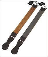 Ремень для опасной бритвы США (серый, 54 см)