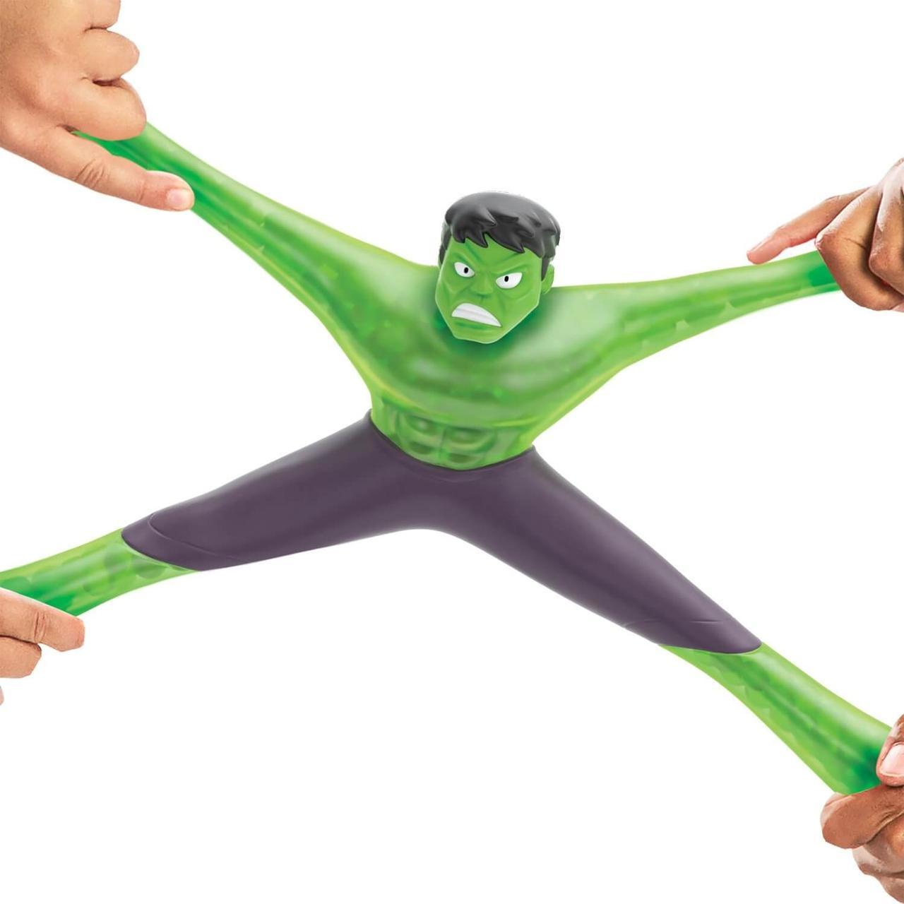 Гуджитсу Халк XL. Тянущаяся фигурка Goojitzu Hulk - фото 2