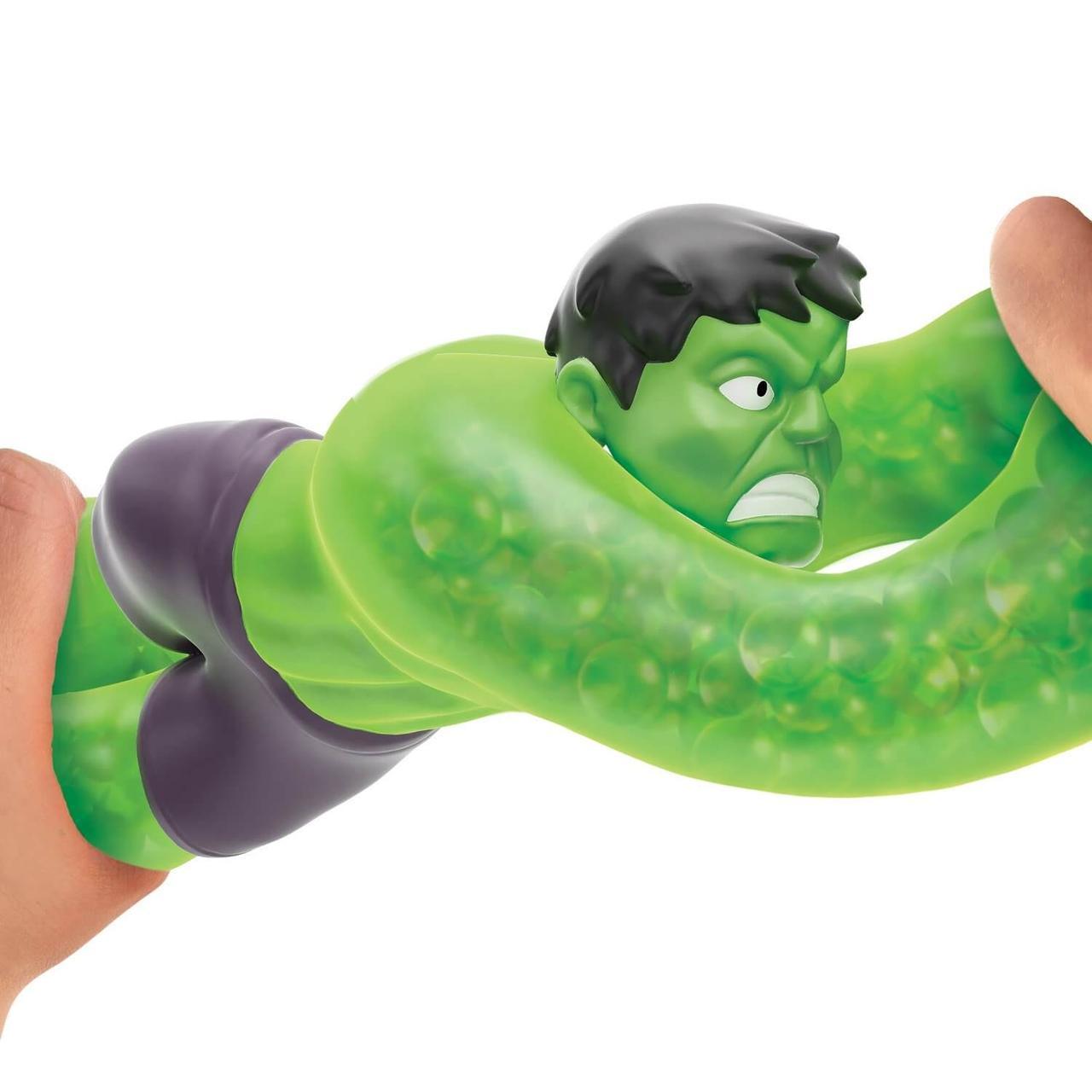 Гуджитсу Халк XL. Тянущаяся фигурка Goojitzu Hulk - фото 3