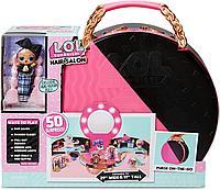 ЛОЛ. Сюрприз! Набор для парикмахерской с 50 сюрпризами и эксклюзивной модной куклой JK Mini