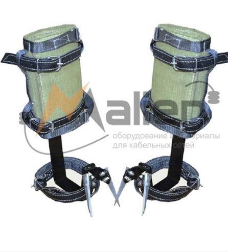 Пики-древолазы (гаффы) ПД-003М для перемещения по деревьям