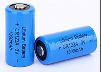 Батарея CR123A , TR 18650..