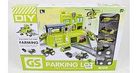 Детский игровой набор паркинг сельскохозяйственный. Parking lot модель: NO.CM559-81