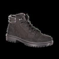 Обувь, ботинки зимние ХСН Пикник зима (нубук, натуральный мех), размер 41