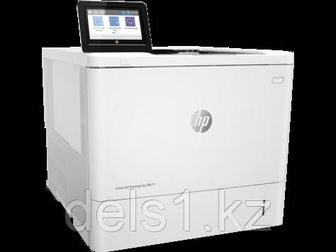 Лазерный принтер HP Enterprise M611dn для черно-белой печати