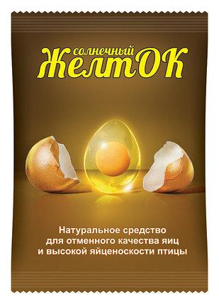 Белково-витаминно-минеральный концентрат «Солнечный ЖелтОК» 700гр, фото 2