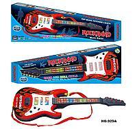 Детская гитара на батарейках модель:NO.929A