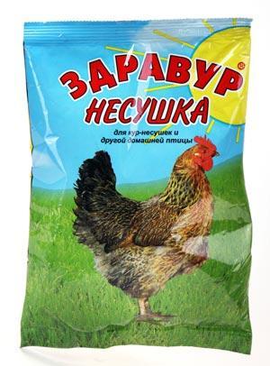 Здравур Несушка 250гр премикс
