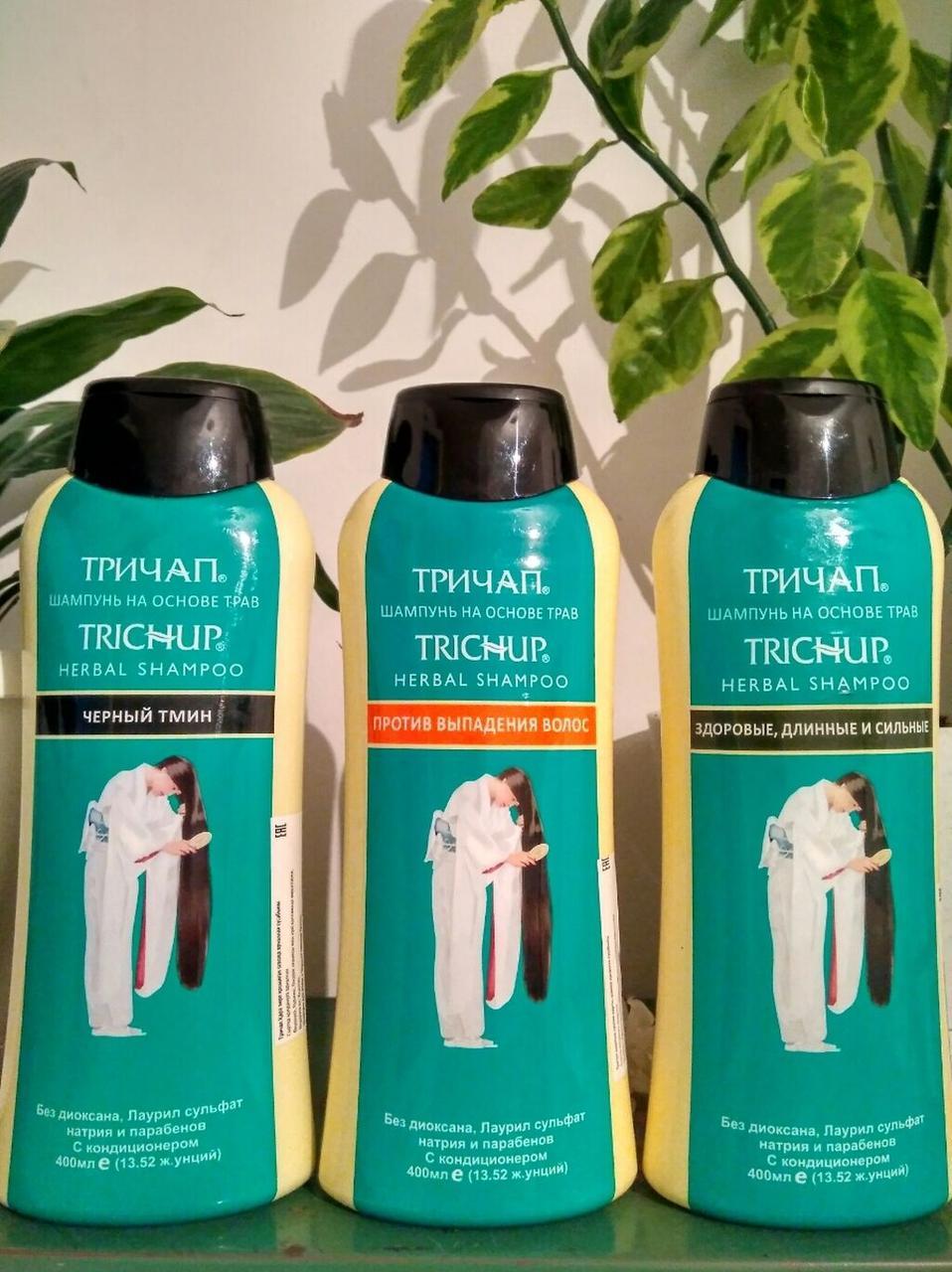 Шампунь Trichup для роста волос