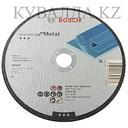 Отрезной круг Standard по металлу 180 х 3мм, прямой