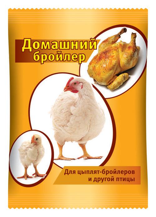 БВМК Домашний бройлер 800гр Здравур