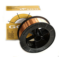 Проволока сварочная ф 0,8 D300 GOLD G3Sil PCN: 7229200000