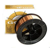 Проволока сварочная ф 1,2 D300 GOLD G3Sil PCN:7229200000