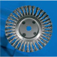 Щетка дисковая жгутовая 125Х13Х22,2