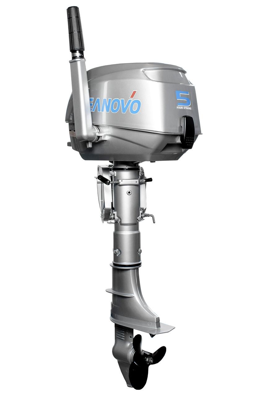Лодочный мотор Seanovo SNF5HS (5 л.с., 4 такта)