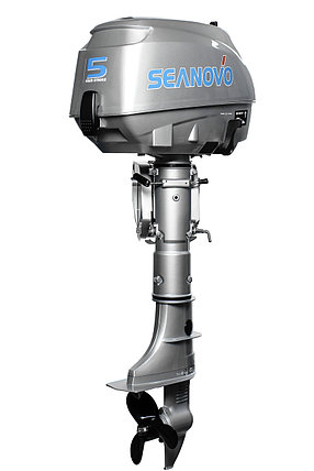 Лодочный мотор Seanovo SNF5HS (5 л.с., 4 такта), фото 2