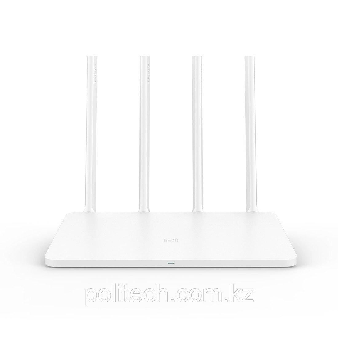 Маршрутизатор Wi-Fi точка доступа Xiaomi Mi Router 3 EU adapter