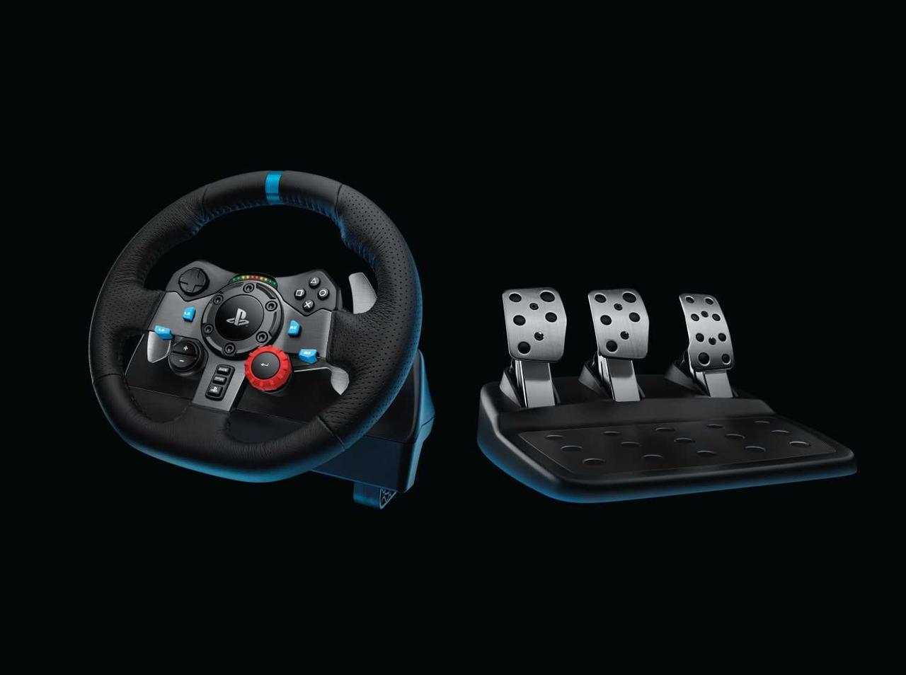 Контроллер для игровых симуляторов Logitech G29 Driving Force