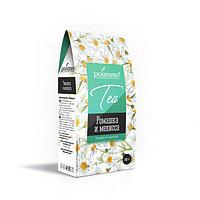 Ромашковый чай с Мелиссой Polezzno