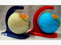 Вращающийся глобус для детей